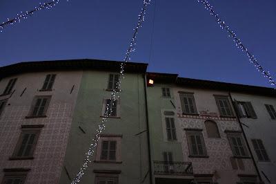 Spoleto: luci di Natale