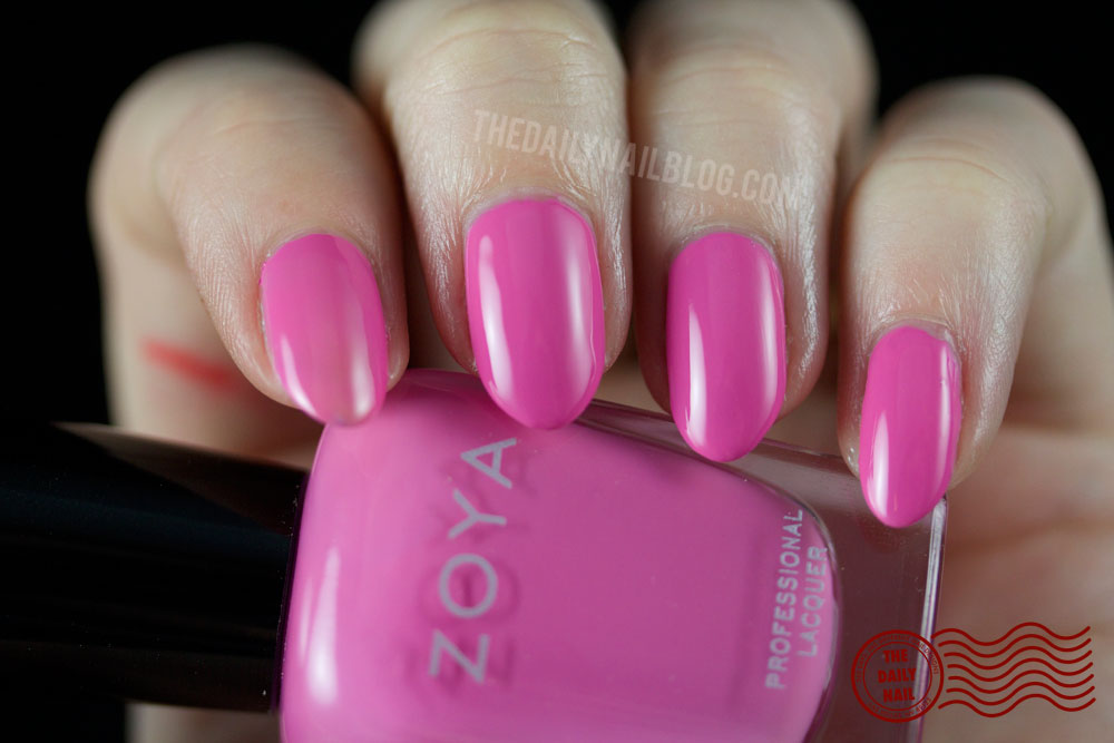 Zoya Eden Swatch - Zoya Delight Collection
