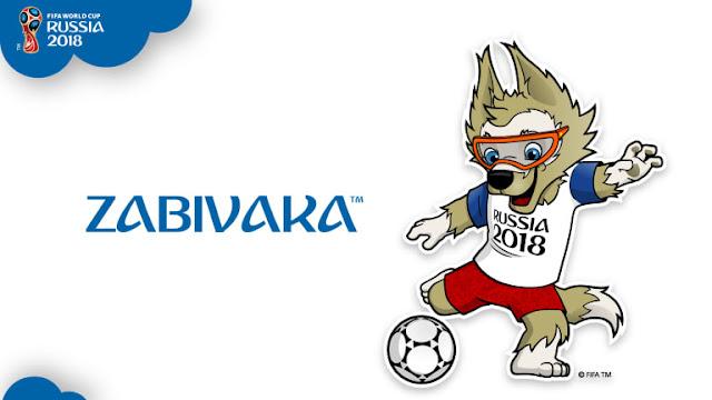 maskot fifa 2018