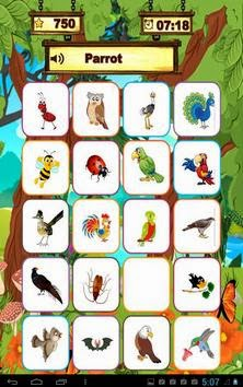 Game Android Mencari Burung: Bird Find