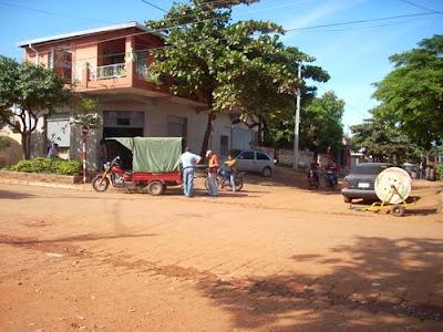 Resultado de imagen para Lluvias en el inicio de semana luego caluroso concepcion paraguay