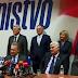 Izetbegović i Čović o 'šumovima u komunikaciji': Ne pravi se treći entitet!