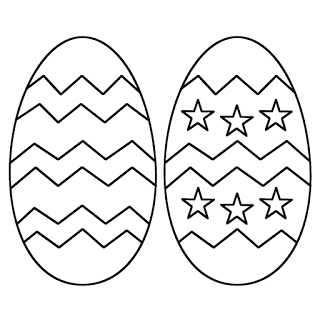 Free Easter Egg Coloring Pages 2021 (5)
