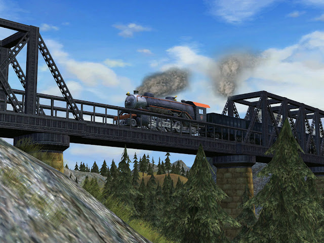Screenshot of Sid Meier's Railroads!