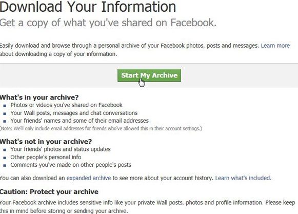 can you retrieve deleted messages on facebook