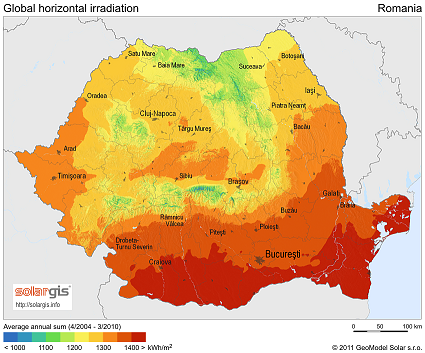 Agriculture Forestry And Renewable Energies In Romania