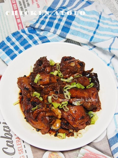 resep chicken adobo