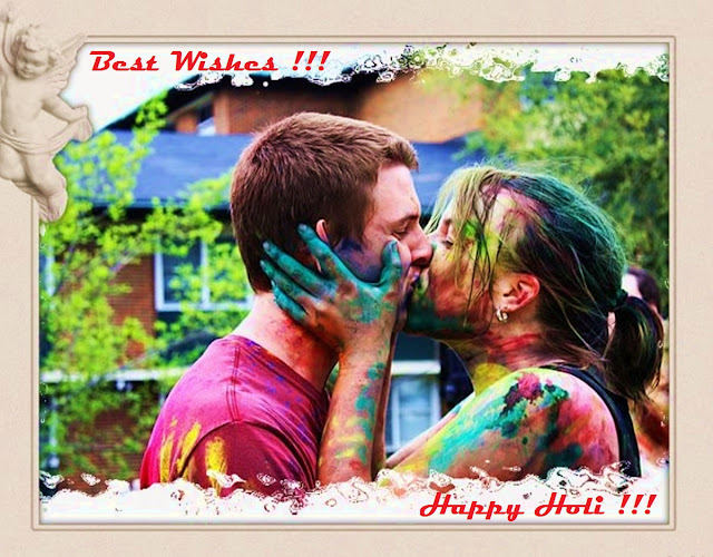 Happy Holi Quotes, Messages, Sms for Boyfriend