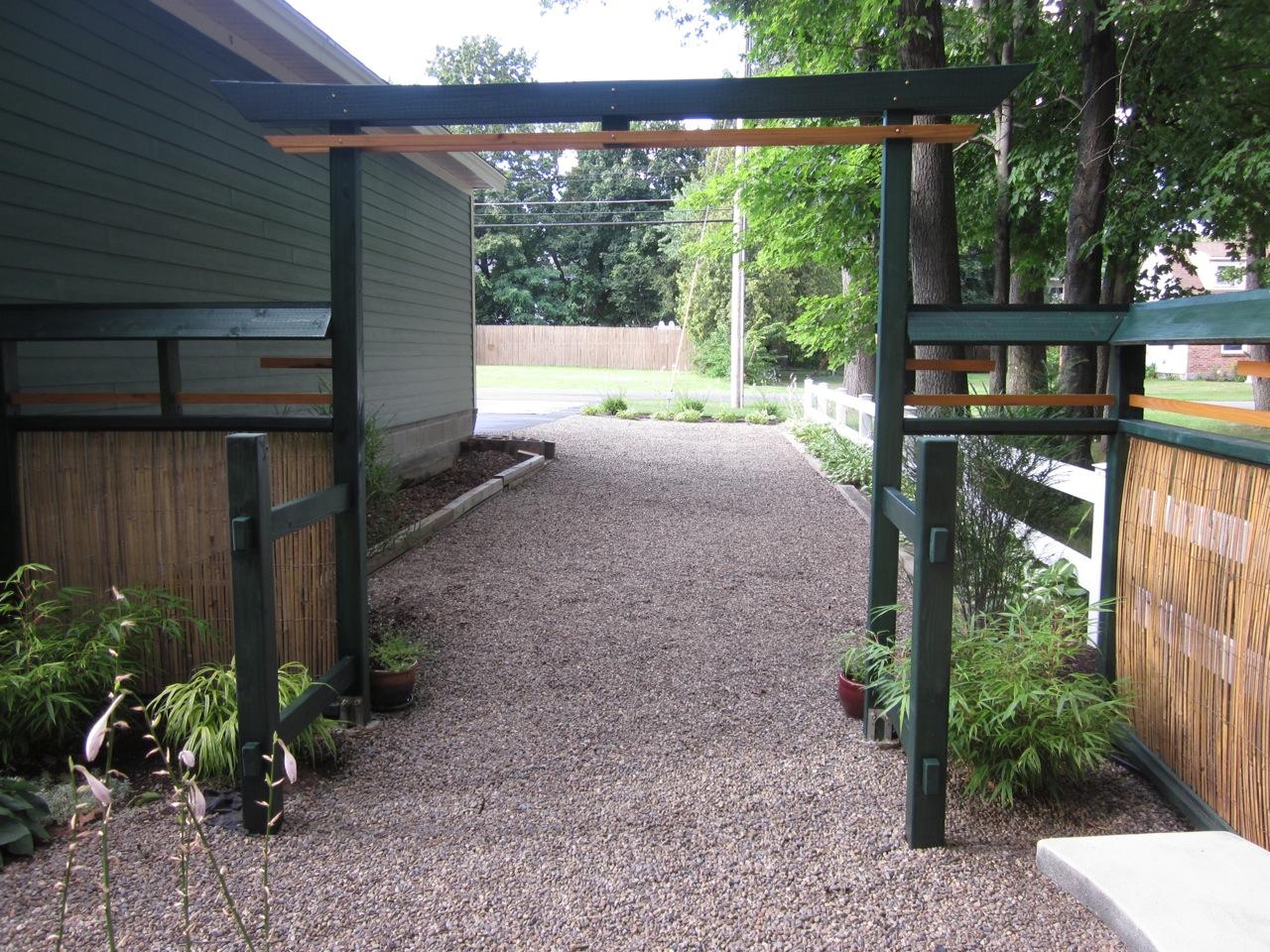 My Zen Garden: Gate