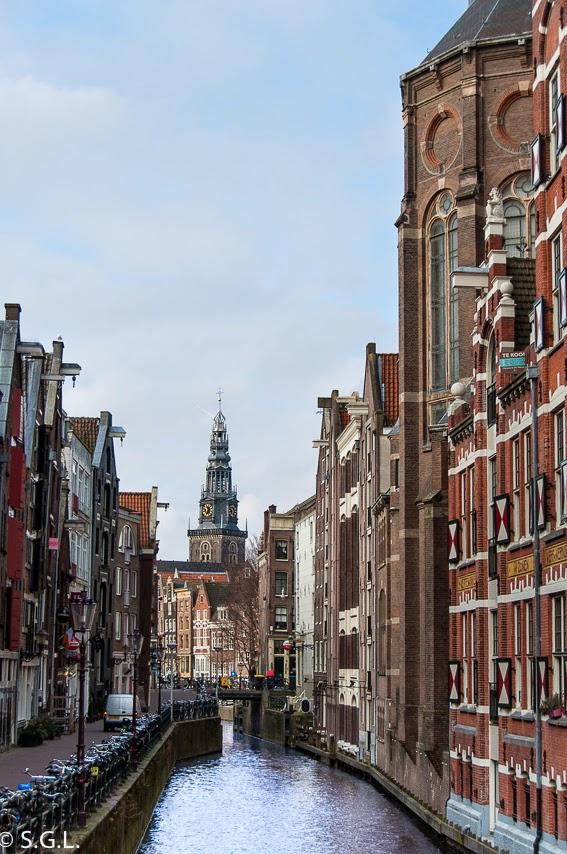 El barrio rojo en diez cosas que ver en Amsterdam