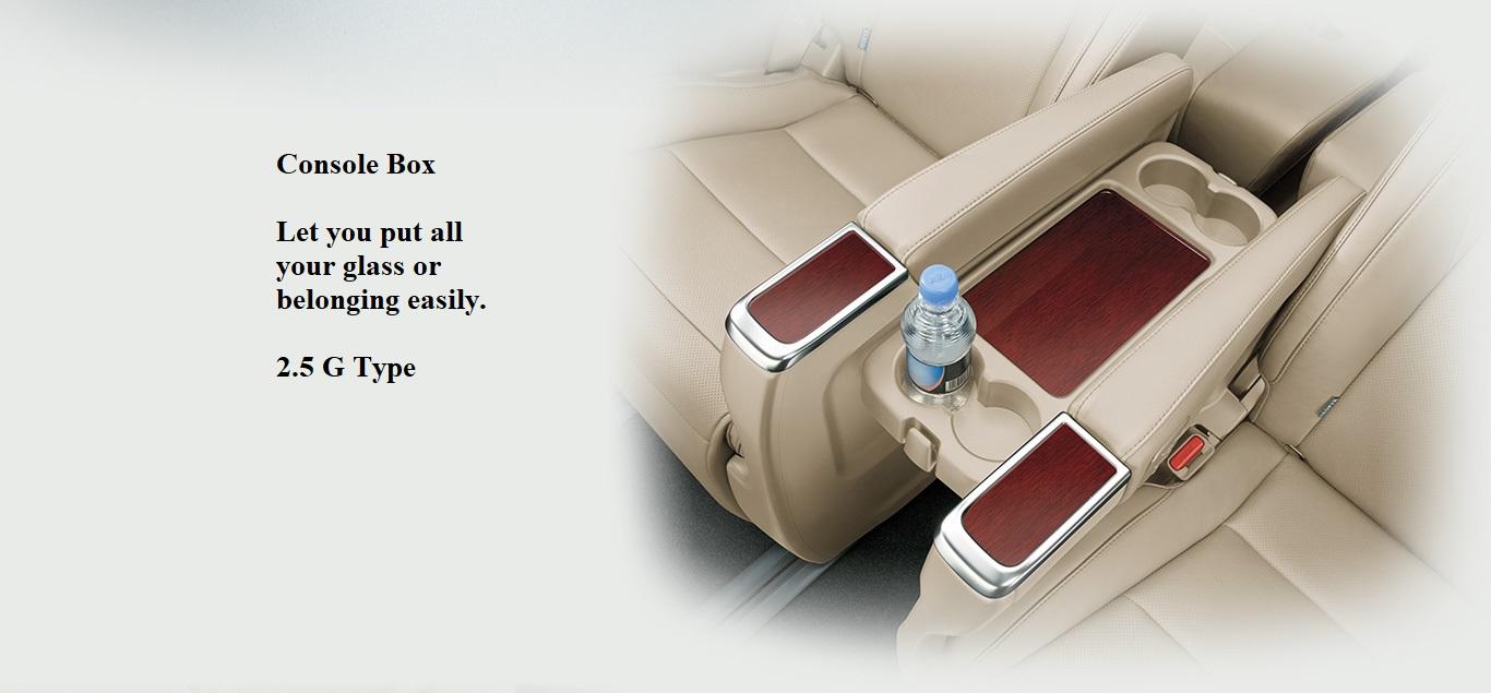 Harga All New Alphard 3.5 Q Kijang Innova 2.0 G A/t Lux Anzon Toyota Pontianak 2 5 3 Type