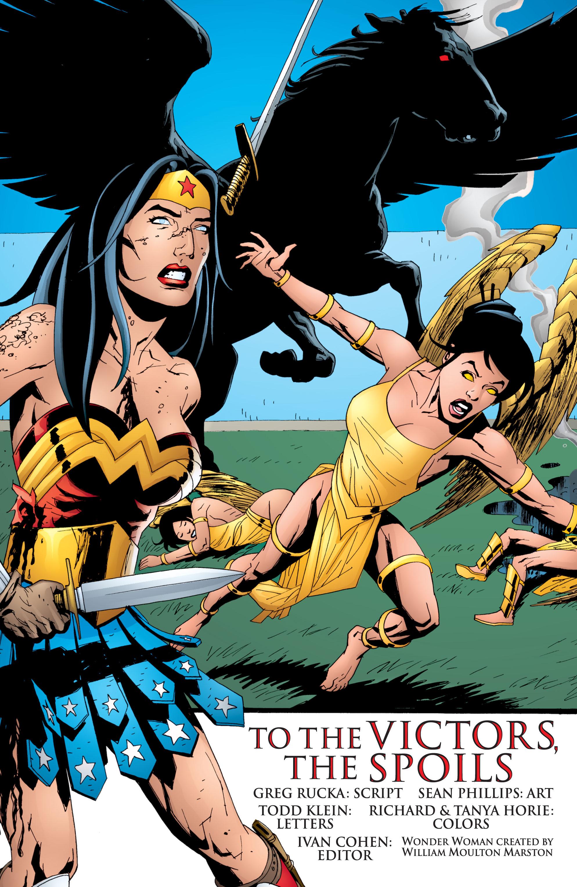 Read online Wonder Woman (1987) comic -  Issue #211 - 5