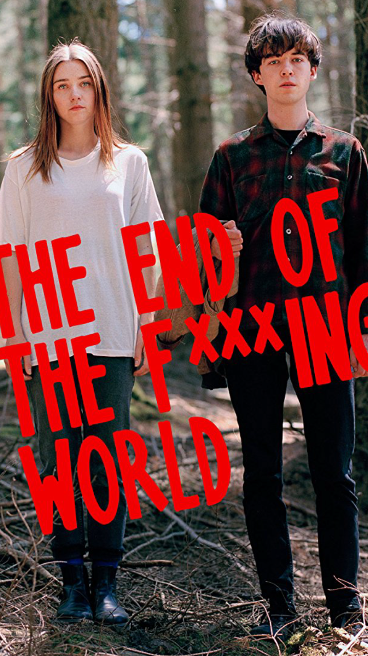 4c01266de The End of the F***ing World, 2017 (Gif) | BlueisKewl