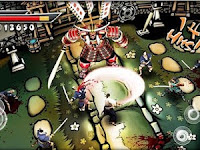 Samurai II Vengeance V1.1.4 Unlimited Karma Samurai game android