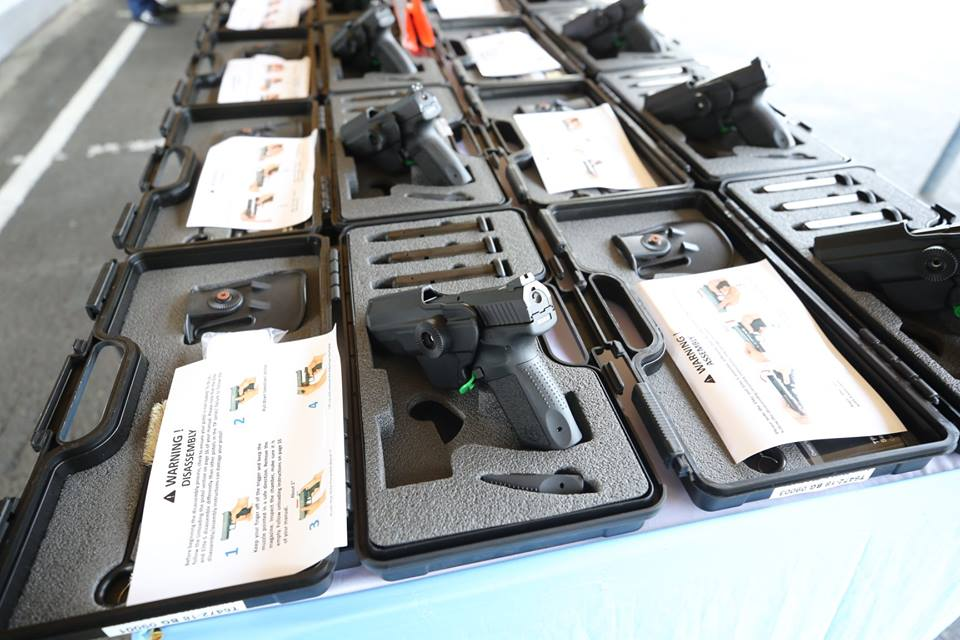 Shopping Spree Plans of the Philippine National Police for