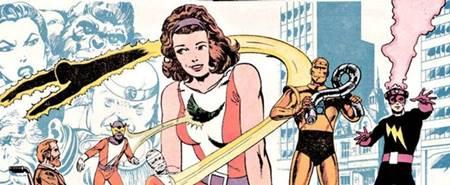 DOOM PATROL Lebih Dulu dari X-Men