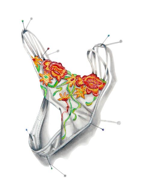 Ce dessin représente le string proposé par Sido