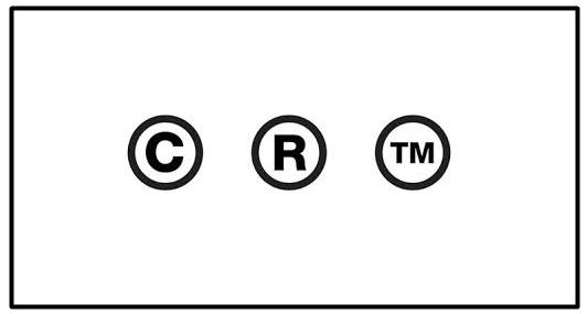 Arti Simbol ®,TM atau © pada Sebuah Merek