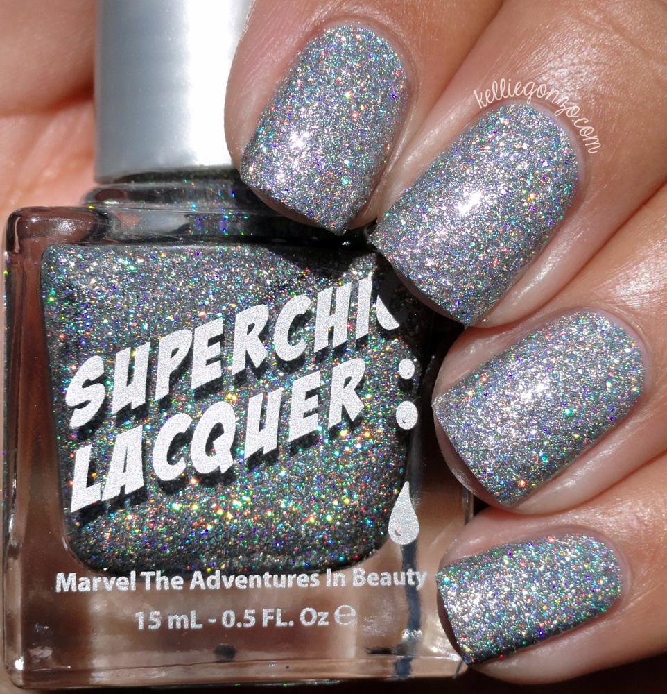 SuperChic Lacquer On Point