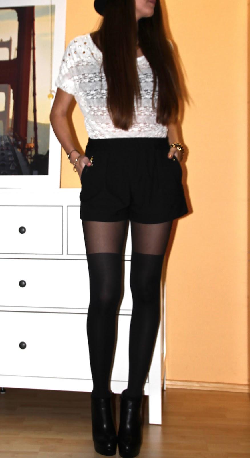 Bella Me Black White
