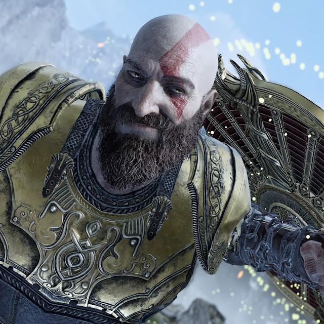 لعبة God of War  تفوز بجائزة أفضل لعبة لعام 2018