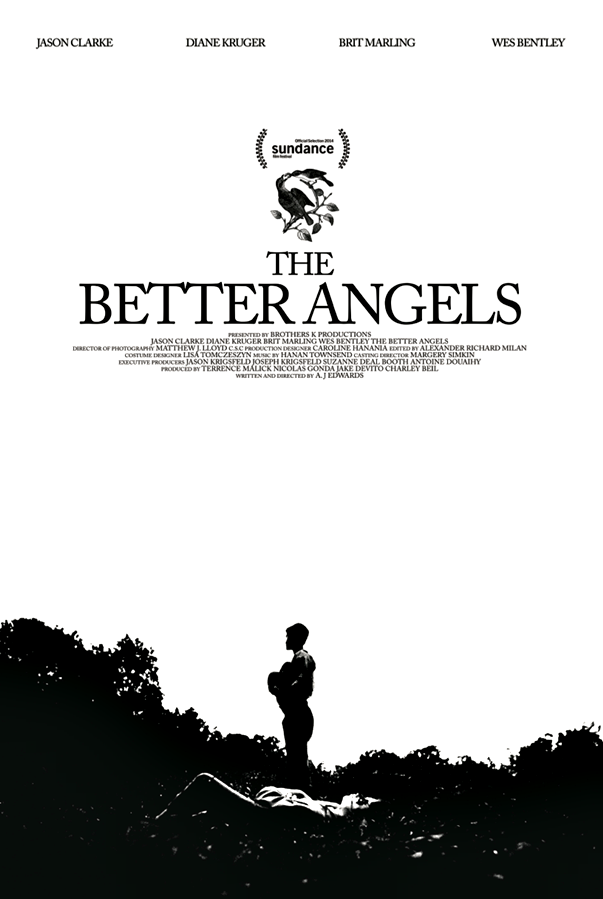 Poster The Better Angels