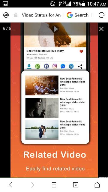 Video Status Apk Store