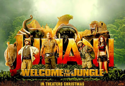 Jumanji 2, Jumanji : Welcome To The Jungle, English Movie, English Film, Movie Review, English Movie Review, Review - Jumanji : Welcome To The Jungle, Sinopsis Jumanji 2, Ending, Adventure, Best Movie, Jumanji Welcome To The Jungle Cast, Pelakon, Dwayne Johnson, Jack Black, Kevin Hart, Karen Gillan, Morgan Turner, Nick Jonas, Alex Wolff, Madison Iseman, Ser Darius Blain, Genre, Aksi, Fantasy, Friendship, 2017, Review By Miss Mulan, Blog Dari Hati Miss Mulan,