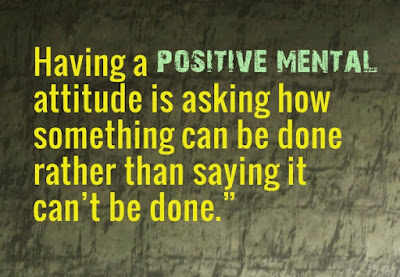 Quotes About Having A Positive Attitude