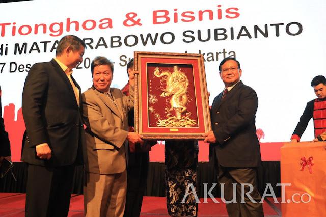 Hanura: Prabowo Ternyata 'Jinak' ke Asing dan Aseng