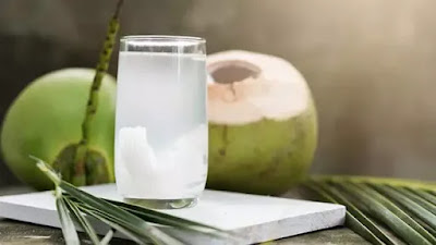 coconut water is a good health drink