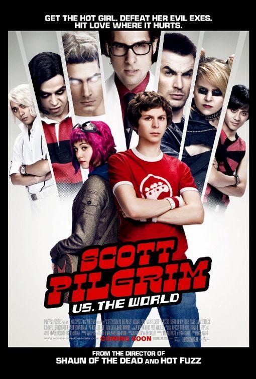 Xem Phim Scott Pilgrim Chống Lại Cả Thế Giới 2010