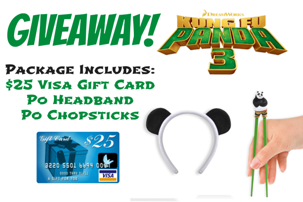 The Mommy Island In Theaters Now Kung Fu Panda 3 Giveaway