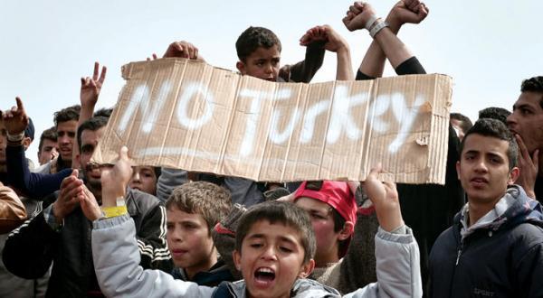 منظمة العفو الدولية تستنكر أفعال تركيا