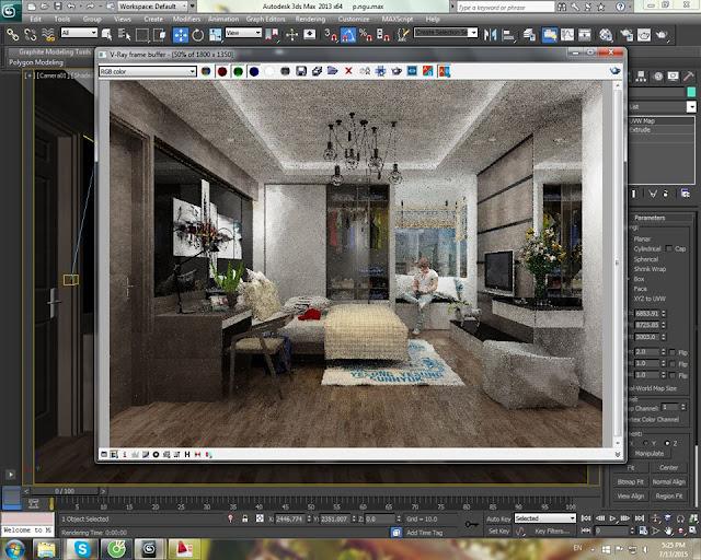 Đào tạo Đồ họa kiến trúc ( 3DMAX - AUCAD - REVIT - SKETCHUP - PHOTOSHOP ) ngắn hạn tại TP.HCM - 18