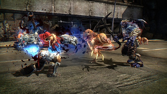 Darksiders Warmastered Edition PC Free Download Screenshot 1