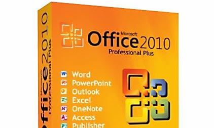 MICROSOFT OFFICE 2010 PROFESSIONAL PLUS FULL ACTIVATED 32&64BIT