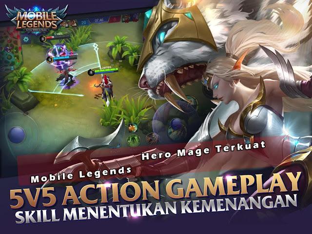 Hero Mage Terkuat Mobile Legends