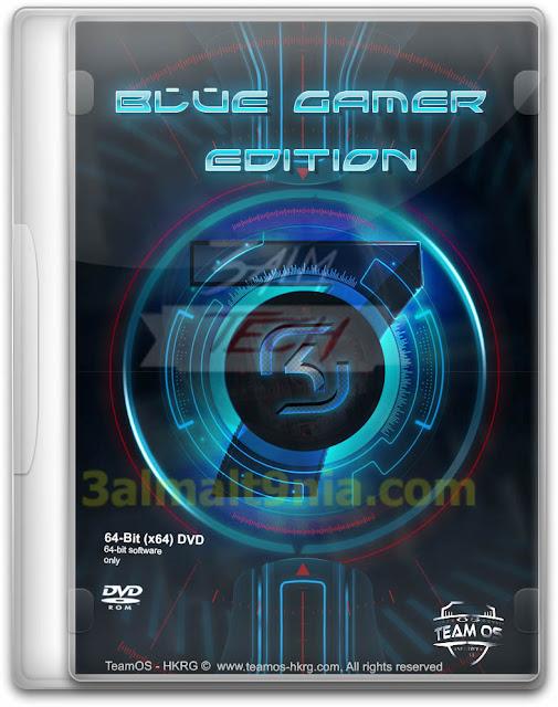 Windows 8.1 Pro Gamer Edition V.2 2015 - عالم التقنيه