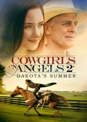Vaqueras y Ángeles 2 El verano de Dakota DVDRip Latino