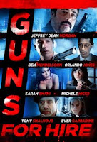 Guns for Hire (2016) Poster