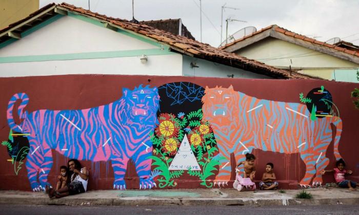 Уличный художник. Zeh Palito 5