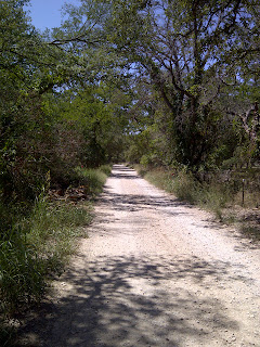 road to Star of Texas Bed and Breakfast