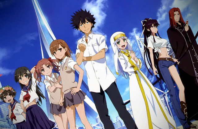 Download [Anime Ost] Toaru Majutsu no Index III (Opening & Ending) [Completed]