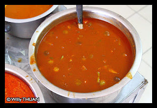 Fish Curry (Kang Tai Pla)