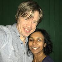 Asha and Mark Ferris