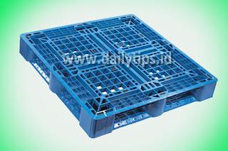 Tips Memperbaiki Pallet Plastik Yang Retak