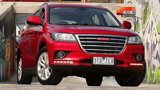 Haval arrived in Zimbabwe