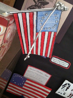 betsy ross, 4th grade blog, upper grades