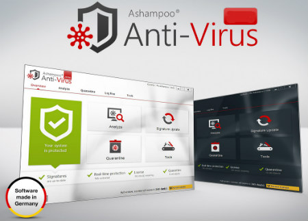 Ashampoo Anti-Virus